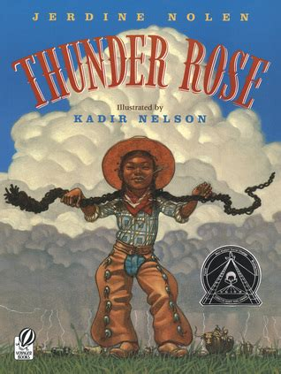 thunder books thunder by jerdine nolen reviews discussion