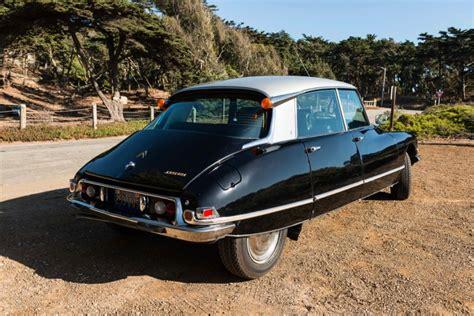 Citroen Ds For Sale Usa by 1971 Citroen Ds21 Pallas For Sale On Bat Auctions Sold