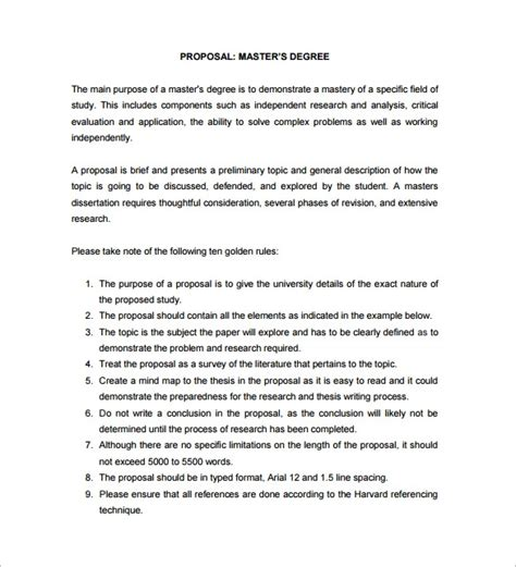 Dissertation Proposal Template 14 Free Sle Exle Format Download Free Premium Dissertation Template