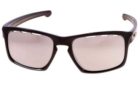Oakley Silver Vented Frame Black Chrome Iridium Lens sunglasses oakley sliver 9262 19 vented 57 216 2018