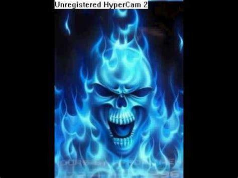 imagenes de una calavera con fuego calacas con fuego imagui