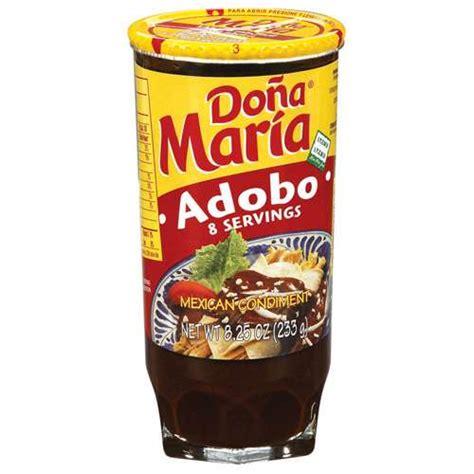adobo sauce by dona maria salsa para adobar