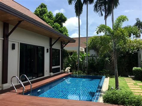 private 2 bedroom house rent 2 bedroom private pool villa for rent 5 min to rawai and
