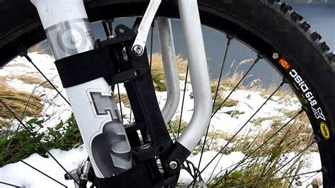 Suspension Mountain Bike Rack by Freeload Bike Racks Suspension Or Not Touring
