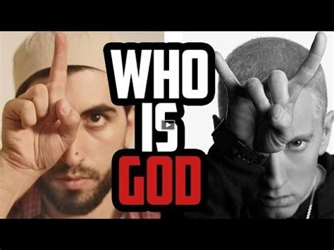 Eminem Quran | allah jesus or eminem ᴴᴰ muslim spoken word by