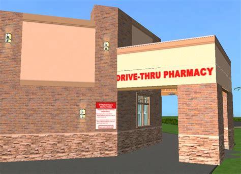 mod the sims cvs pharmacy