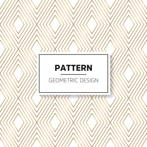 geometric pattern ai download gold luxury pattern with geometric design vector free
