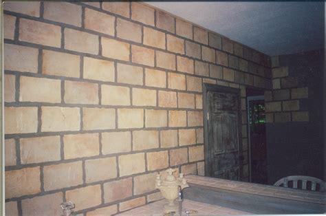 Brick Tiles For Interior Walls by Faux Brick Tile Wall Ah Interior Painting
