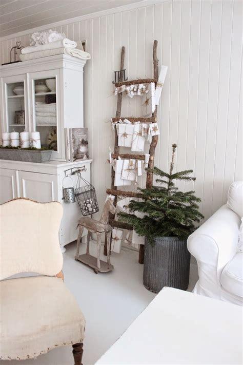 kerzenständer keramik weiß landhaus dekoration