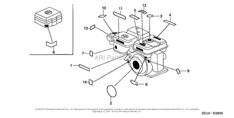 honda small engine parts diagram honda g150 engine parts diagram imageresizertool