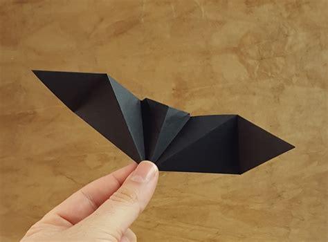 Origami Bats - bat nick robinson gilad s origami page