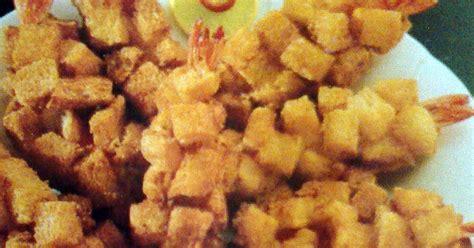 resep membuat roti goreng sederhana resep cara membuat udang goreng roti tawar aneka resep