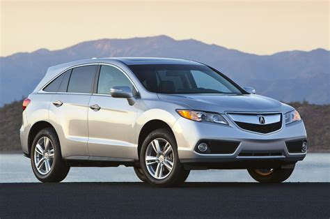 2014 Acura Rdx Mpg by 2014 Acura Rdx Reviews And Rating Motor Trend
