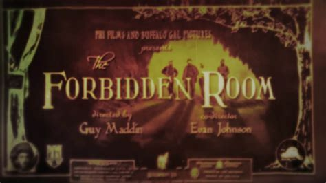 The Forbidden Room by Review The Forbidden Room Chattanooga Festival 2016
