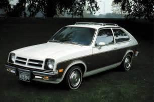 picture of 1976 chevrolet chevette exterior