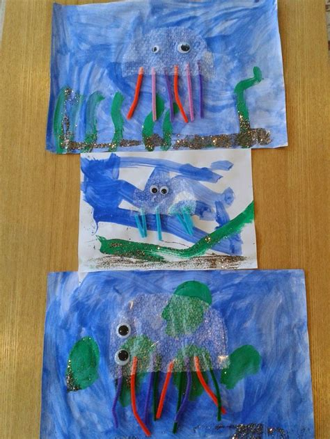 water themed crafts for 153 best images about preschool on tissue