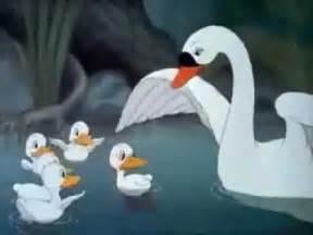 ugly duckling cartoon