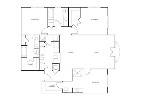 post stratford floor plans post stratford rentals atlanta ga apartments com