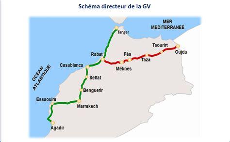 bureau d 騁ude casablanca btp longueur 1500 km date mise en service 2015 2035