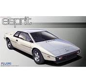 Lotus Esprit S1 Model Car Package1