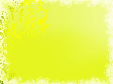 template powerpoint yellow nice background of yellow ornament ppt background for