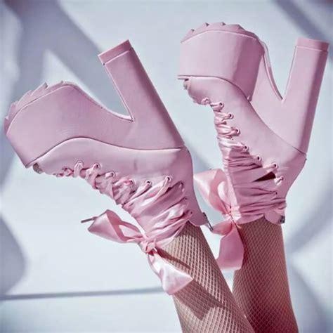 ballerina high heels shoes dollskill platform shoes platform high heels