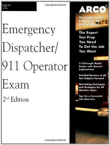 arco master the emergency dispatcher 911 operator