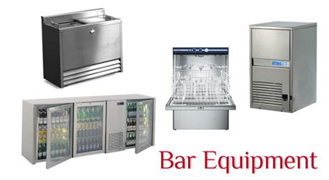 Bar Supplies Caterrefit Bar Equipment