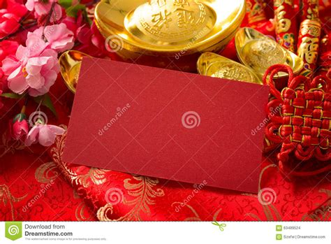 new year ang pow decorations new year ang pow stock photo image 63489524