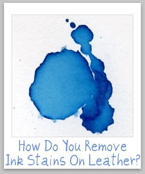 how to get ink out of a leather couch tips for ink stain removal on leather