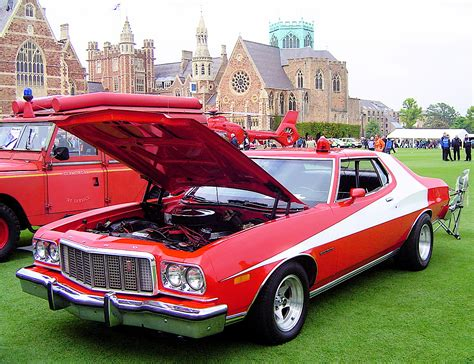 Starsky And Hutch Original Car Classic Car Wheeze Clifton College Lizzieallegro