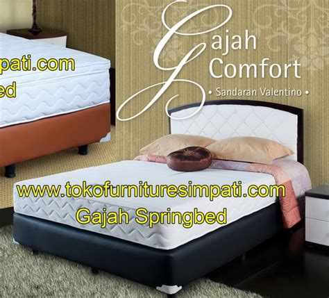 Kasur Gajah gajah comfort toko kasur bed murah simpati