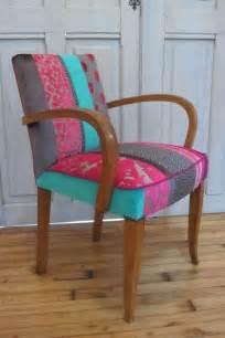 couverture en patchwork pour fauteuil tapissier 224 brest
