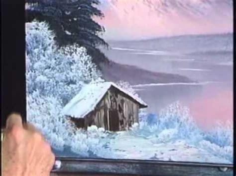 bob ross paintings tutorial bob ross the of painting winter