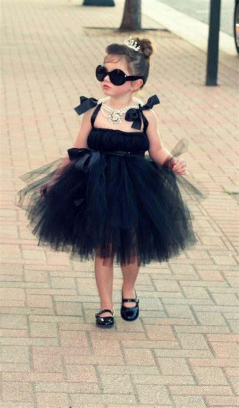 black baby dress baby wearing black dress