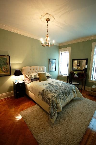 green paint colors transitional bedroom benjamin moore saybrook sage brooklyn limestone