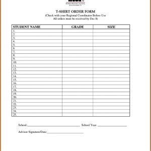 Fundraising Forms Templates Free Sle Business Loan Agreement Doc564435 Blank Order Form Blank T Shirt Order Form Template