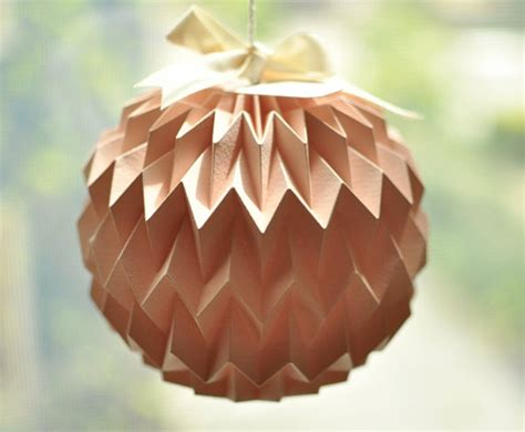 Paper Lantern Origami - origami paper lantern light up my