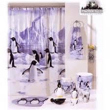 penguin bathroom accessories 1000 images about penguin bathroom ideas on