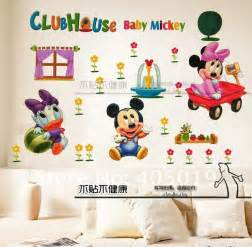 Mickey Mouse Clubhouse Room Decor Popular Mickey Mouse Clubhouse Room Decor Buy Cheap Mickey