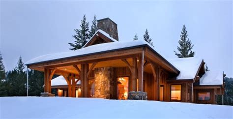 small mountain home coeur dalene mountain architects the trend towards smaller homes mountain architects