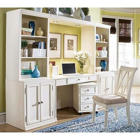 Home Office Desk Units Wall Unit With Desk Smart Storage Solution For Home Office Homesfeed