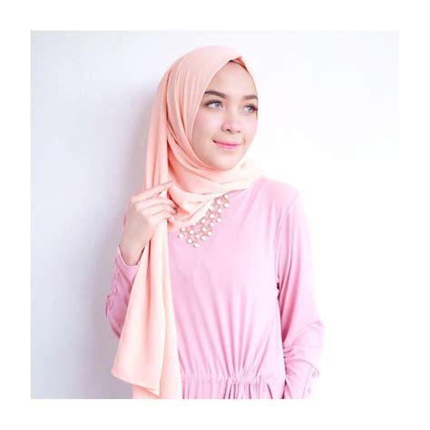 tutorial hijab hamidah rachmayanti inspirasi padupadan busana pastel ala selebgram dream co id