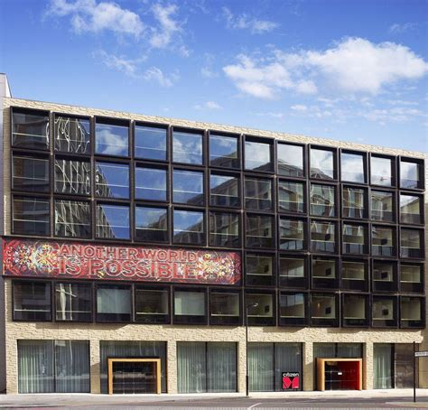 citizenm hotels citizenm hotel in london by concrete architectural associates