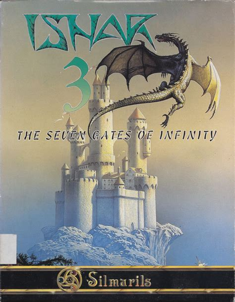 gates of infinity ishar 3 the seven gates of infinity for atari st 1994