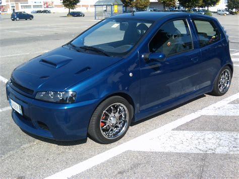 volante fiat punto sporting auto elaborate fiat punto sporting macchine km 0