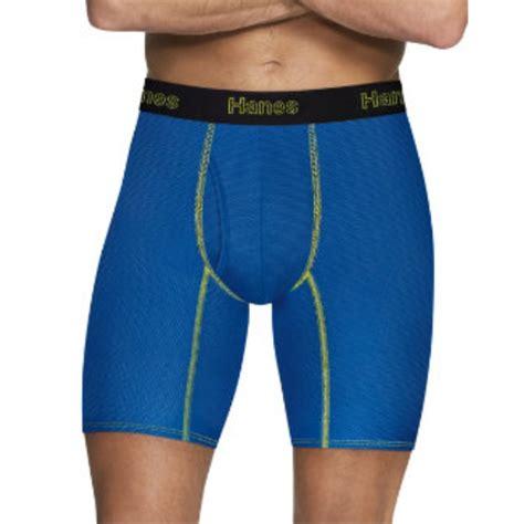 Hanes Comfort Flex Boxer by Hanes S Comfort Flex Fit Breathable Mesh Leg