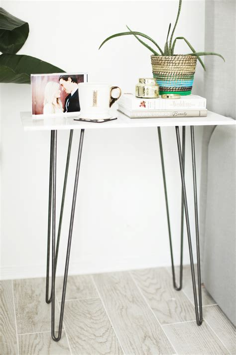 diy side table the one step marble side table kristi murphy diy blog