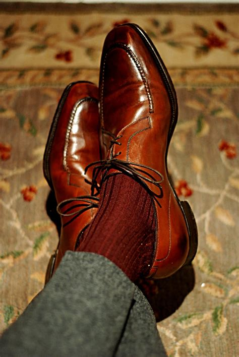 shoes and socks should you wear a suit with no socks my dapper self