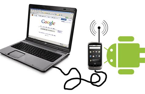 usb tether android tethering connection on android phones systools